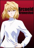 Arcueid for tsukishoujo by HinataSenpai