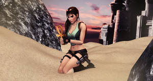 Tomb Raider IV - The Last Revelation by LitoPerezito