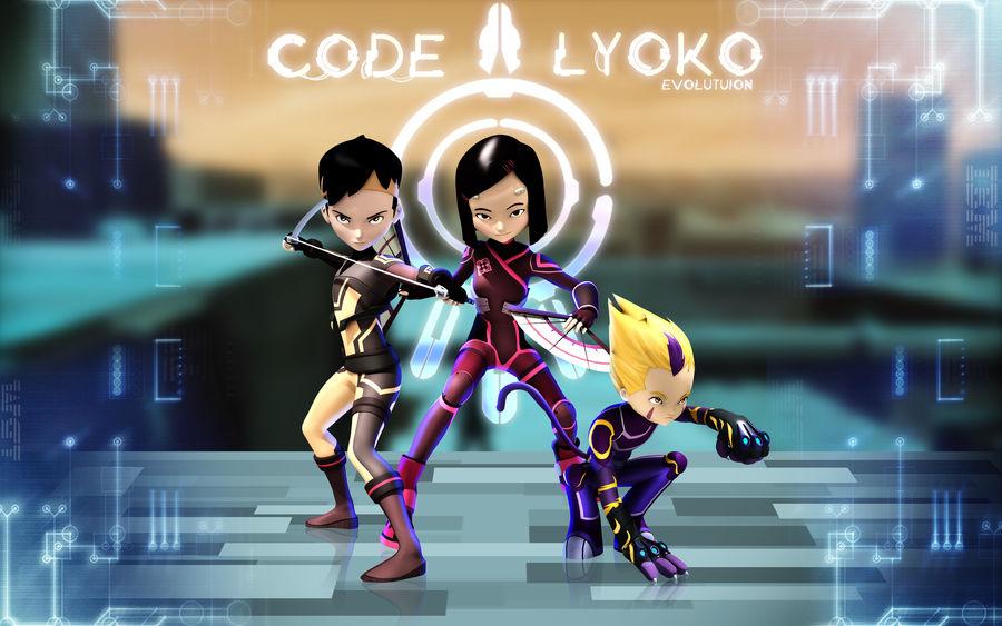 Code Lyoko Evolution Wallpaper Montage By Litoperezito On Deviantart