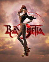 Bayonetta Unofficial Poster by LitoPerezito