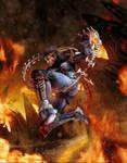 Mortal Kombat X - Takeda Takahashi Original by LitoPerezito