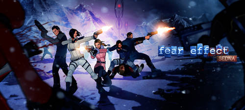 Fear Effect Sedna - Official Demo Render by LitoPerezito