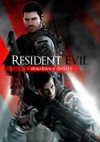 Resident Evil - Marhawa Desire - Alternative Cover by LitoPerezito
