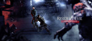Resident Evil - Marhawa Desire Render by LitoPerezito