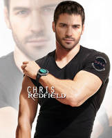 Chris Redfield Photo-Manipulation by LitoPerezito
