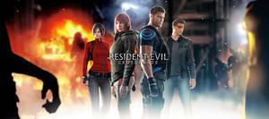 Resident Evil - Crossroads Render by LitoPerezito