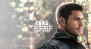 Chris Redfield The Hero by LitoPerezito