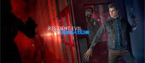 Resident Evil - Nivans' Revelations by LitoPerezito