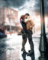Resident Evil - Tempest Final Kiss by LitoPerezito