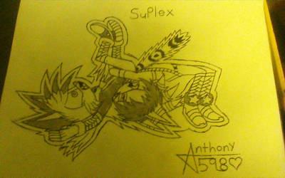 .:Suplex Sketch:. by Anthony598