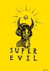 Super Evil by morbid-morsel