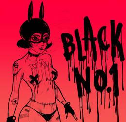 Black No. 1 by morbid-morsel