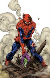 Spider man by akane-k