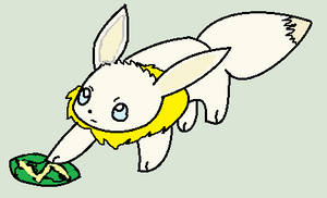 joules is going to evolve into jolteon by akarifan25