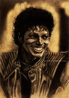 MJ's beautiful smile by aaronwty
