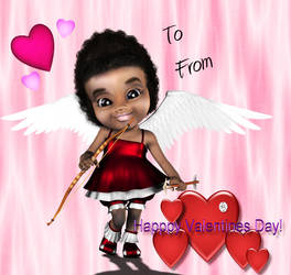 Valentines Day Card by SmoovArt