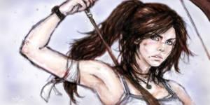 The Huntress by J3ckyll