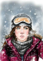 Rise of the Tomb Raider by J3ckyll