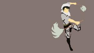 Levi Ackerman {Shingeki no Kyojin} by greenmapple17