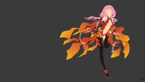 Inori Yuzuhira {Guilty Crown} by greenmapple17