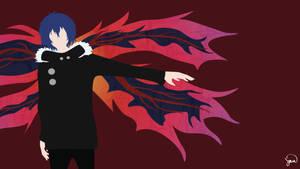 Ayato Kirishima {Tokyo Ghoul} by greenmapple17