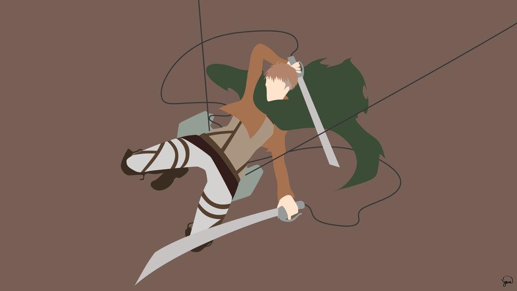 Jean Kirschtein {Shingeki no Kyojin} by greenmapple17
