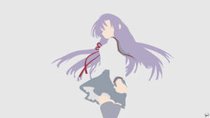 Mahiru Hiiragi (Owari no Seraph) Minimalism by greenmapple17