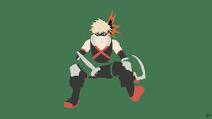 Bakugou Katsuki {Boku no Hero Academia} by greenmapple17