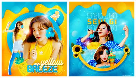 ~yellow breeze. by silvermochi