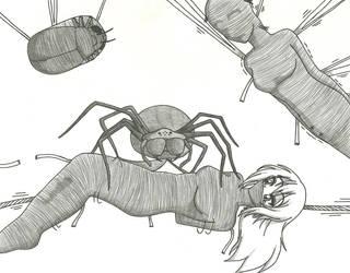 Bug Island by spiderweber