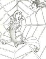 He-He. Allllright Giggitiy Goo by spiderweber