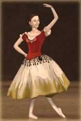 Paquita  - Gypsy dress by Arrelline