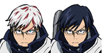 Iida Quirkswap Practice by ANannyMouse3
