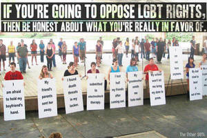 LGBT rights by ArtLives4You