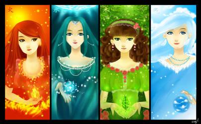 Elements by Flyingpear