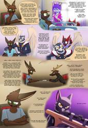 Shadow War: Page 55 by Ulkischlavski