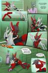 Shadow War: Page 57 by Ulkischlavski