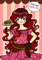 Rosemary Livingstone, Want Some Apple Pie? by bena-ndr