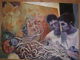 my weirdness by raoulmorrison