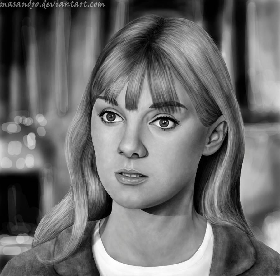 Polly Wright by Masandro