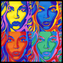 Beyonce by Masandro