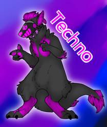 Techno. by I-Swear-Im-An-Artist