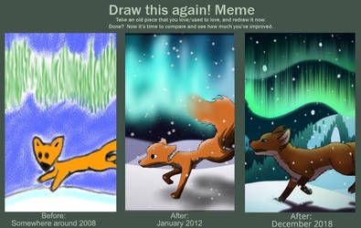 Draw This Again, and Again by Rasaliina