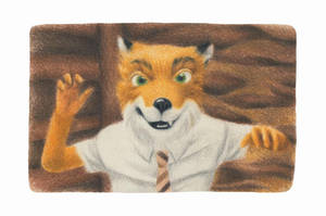 Fantastic Mr. Fox by novahowe