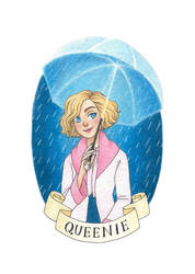 Queenie Goldstein by novahowe