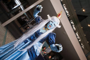 Ice Queen Cosplay by TaigaKun