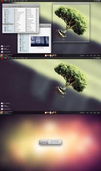 Three Tree by davidszoke