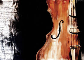 Violin by MsSister