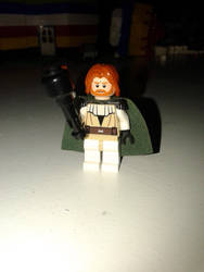 Lego Nidon by GeneralPotiti