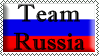 Team Russia by D12T-Stamps